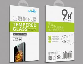 海韵手机贴膜包装设计