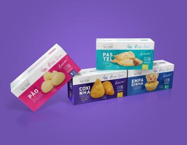 Doctor Nutri冷冻食品包装设计欣赏
