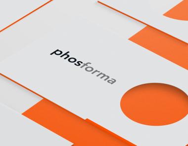 Phosfroma照明品牌VI设计欣赏