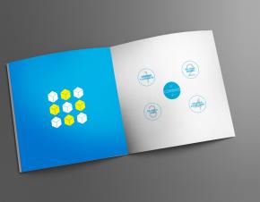 微创客品牌画册设计 VI设计