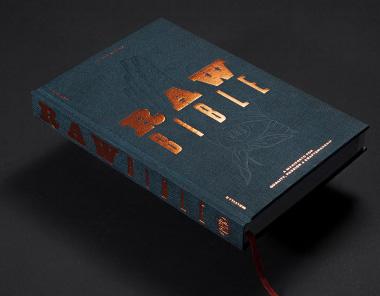 Raw Bible品牌画册设计欣赏