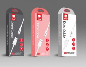 Ainy数据线包装设计 USB充电线包装设计