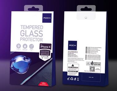 手机钢化膜包装设计 手机配件包装设计 详情页设计