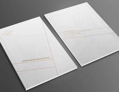 博曼帝克画册设计