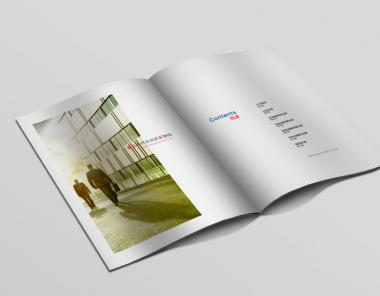 金核辐照技术画册设计