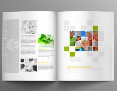 医疗设备画册设计