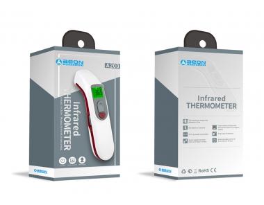正生AEON智能温度计包装设计