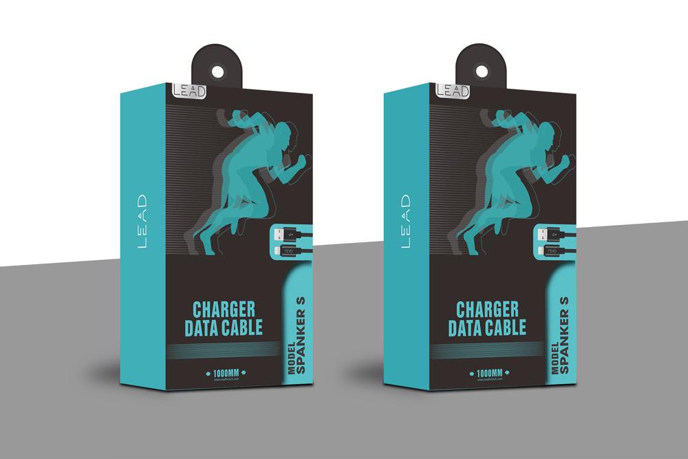 USB数据线包装设计