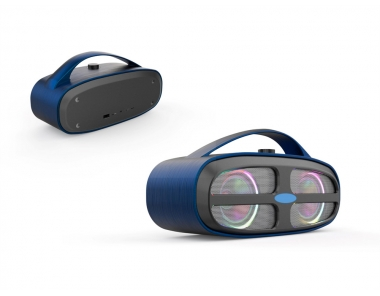 蓝牙音箱3D渲染