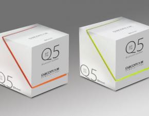大康Dacom蓝牙音箱包装设计