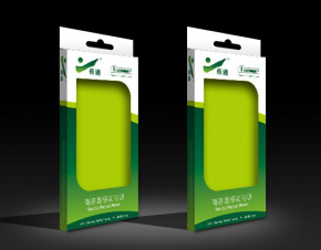 长通科技-移动电源包装设计
