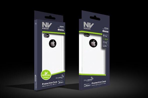 iPhone 4S外壳包装设计-youjoys.net