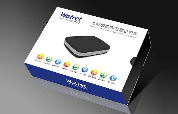 数字卫星定位仪包装设计-youjoys.net