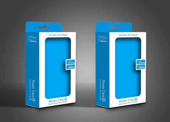 手机电源包装设计-youjoys.net