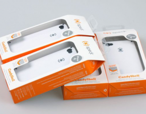 iPhone4外壳包装设计
