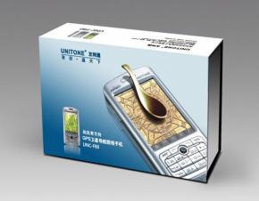 友利通手机包装设计 手机盒包装设计