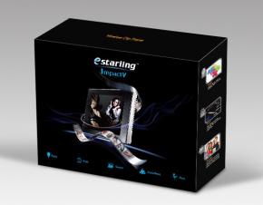 eStarling数码相框包装设计