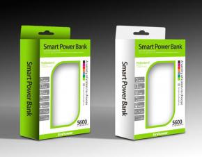 移动电源包装设计 充电宝包装设计