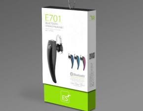 外贸蓝牙耳机包装设计