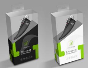 ES蓝牙耳机包装设计