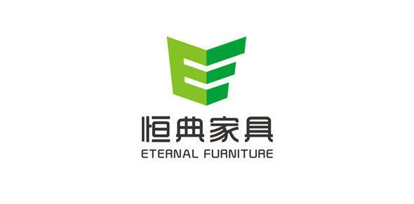 深圳VI设计恒典家具 logo设计-youjoys.net