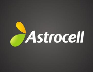 Astrocell品牌手机logo设计