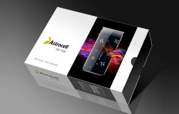Astrocell品牌手机logo设计-youjoys.net