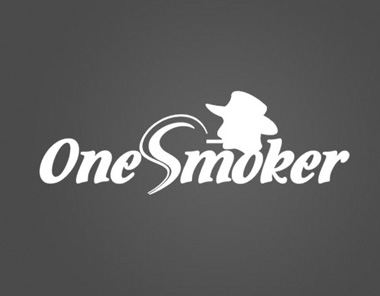 OneSmoker 电子烟 标志设计