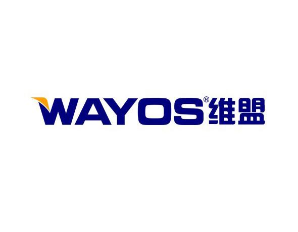 维盟科技 logo设计-youjoys.net