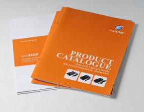 网硕电子画册设计