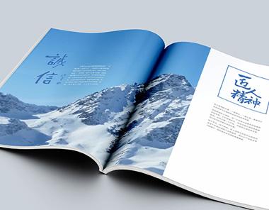产品说明书、画册封面印刷时过光胶颜色和不过光胶颜色相差大不大?